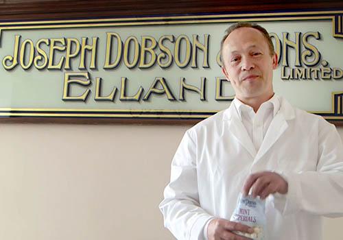 Geschäftsführer Stephen Walshaw