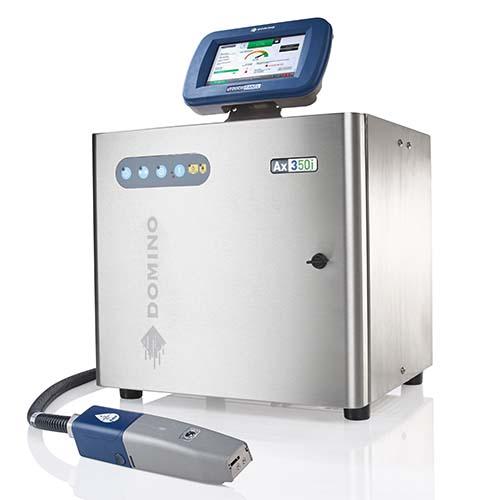 AX350i Continuous Inkjet Drucker