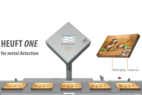Metalldetektion und Kennzeichnungsprüfung: ONE for all!