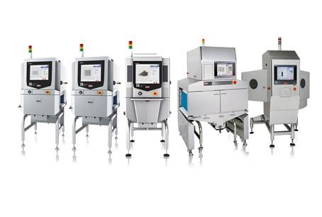 Ishida hat für jede Anforderung das passende Röntgenprüfsystem