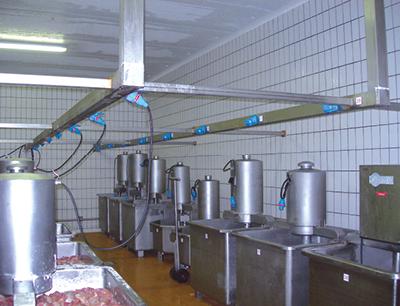 Anwendung in der Lebensmittelindustrie