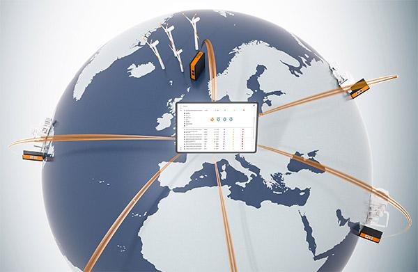 Der LogTunnel bietet die Möglichkeit, Maschinendaten permanent aufzuzeichnen und an zentraler Stelle zu speichern.