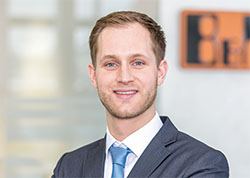 Stefan Bina, Product Manager Industrial IoT Network Solutions bei B&R.