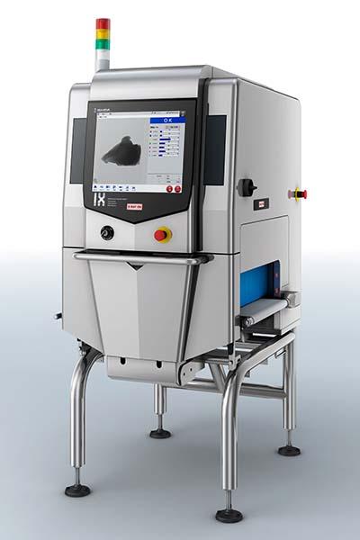 Hochleistungs-Röntgenprüfsystem IX-G2 taugt für die besonders schwierigen Aufgaben der Fremdkörperdetektion