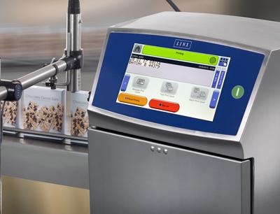 Linx 8900 von Bluhm Systeme