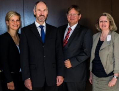 Referenten und Moderatoren des DLG-Lebensmitteltags Sensorik 2016