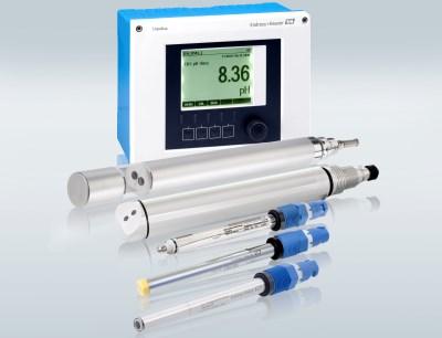 Sensortechnologie Memosens und Liquiline-Plattform für Messumformer