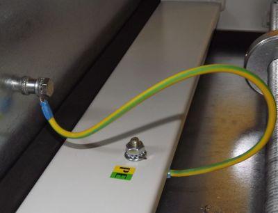 Filtergehäuse mit EX-Schutz