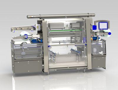 Der neue Traysealer QX-775-Flex