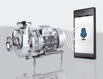 "Mobile-App ""KSB Sonolyzer"""