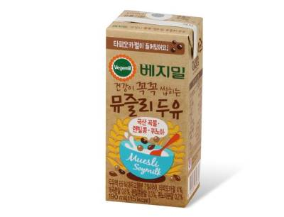 Vegemil Muesli – Dr. Chung's Food