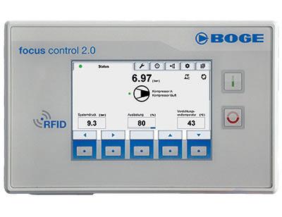 Boge Focus Control