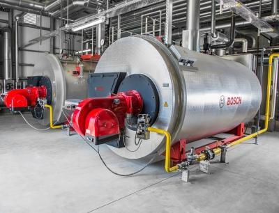 Konservenhersteller spart mit neuer Dampfversorgung ...