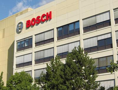Bosch Headquarter in Waiblingen