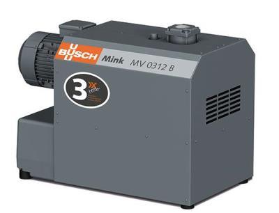 Die Klauen-Vakuumpumpe Mink MV 0312 A