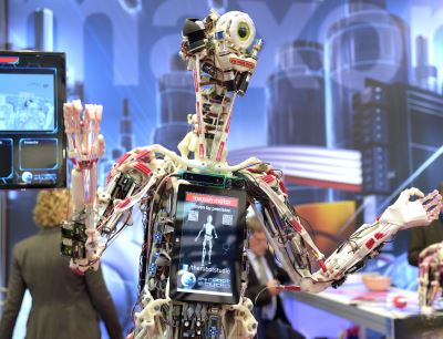 Industrial Automation - Hannover Messe 2016