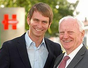 Jan Hecht und Günther Hecht von Hecht Technology GmbH