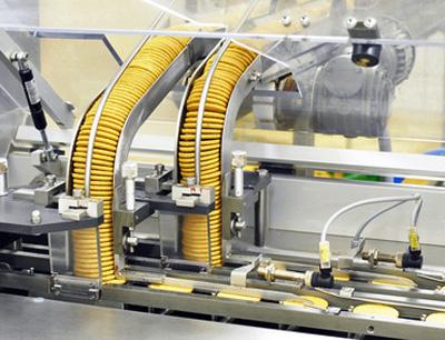 Keksproduktion Lebensmittelherstellung