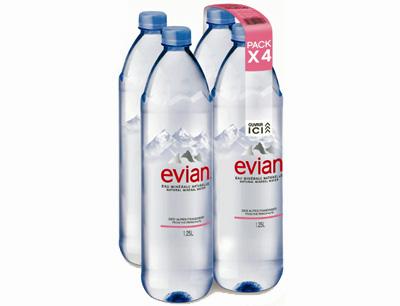 Wasserflaschen von KHS