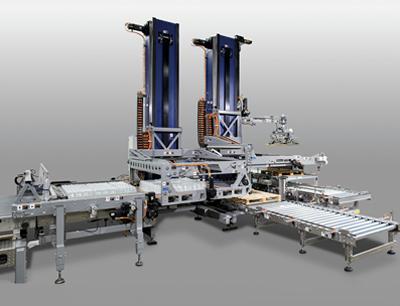 Krones Robotik mit B&R Automatisierung