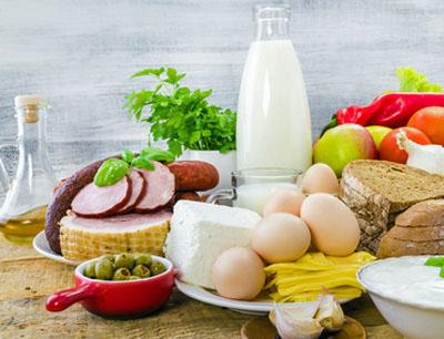 Lebensmittelindustrie notiert Zuwachs im April 2016