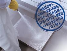 industrielle Kompaktwägesysteme für hygienisch sensible Bereiche
