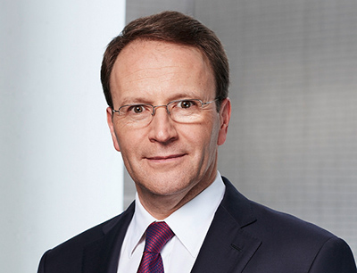 Ulf Mark Schneider von Nestlé AG