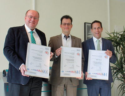 Geschäftsleitung der Netzsch Pumpen & Systeme GmbH