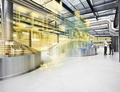 Discover the potential of digitalization lautet das Motto von Siemens