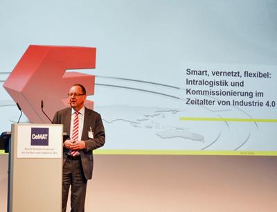 Andreas Oy von SSI Schäfer