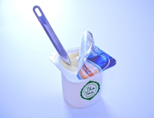 Halal-Zertifizierter Joghurt