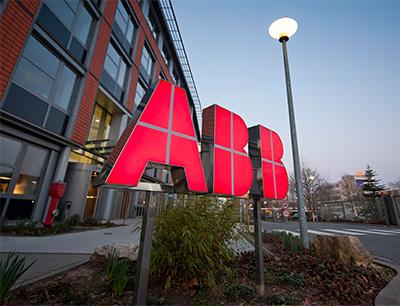 ABB Zentrale Mannheim