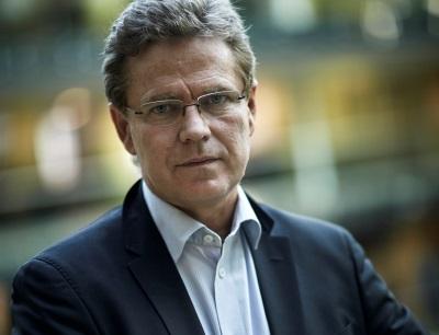 Arla Vorstandsvorsitzender Peder Tuborgh
