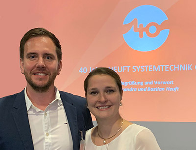 Bastian und Alexandra Heuft