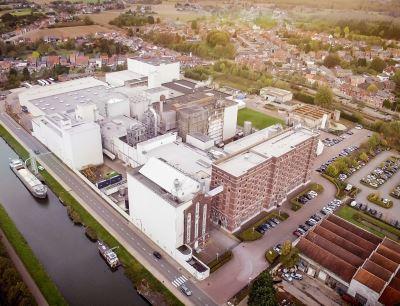 Die Kapazität der Anlage in Wijgmaal soll bis 2022 um 50 Prozent steigen