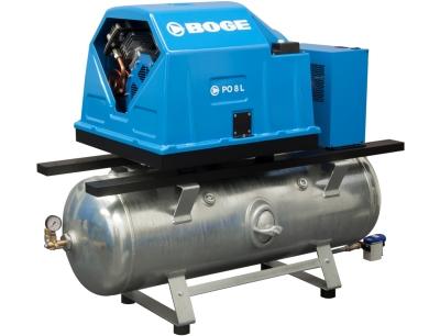 Der Boge Kolbenkompressor PO 8 LDR
