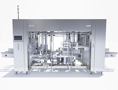 Bosch Packaging Technology Elematic 2001 für Sammelpackungen