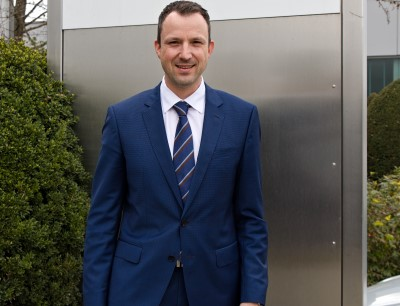 Berthold Burgmeier ist neuer Geschäftsführer bei Gasti Verpackungsmaschinen