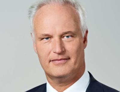 Carl Martin Welcker, VDMA-Präsident