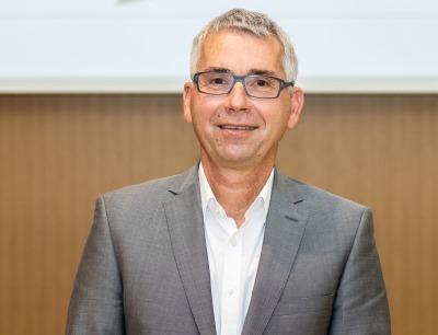 Harald Schröpf, Chief Executive Officer der TGW Logistics Group