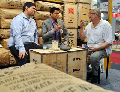 Die Coteca Coffee, Tea and Cocoa Global Industry Expo 2018