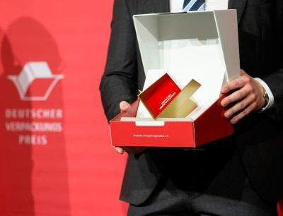 Start für den Deutschen Verpackungspreis 2017