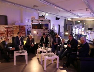 Intensive Diskussion über Digitalisierung im Weinbau mit Staatssekretär Andy Becht