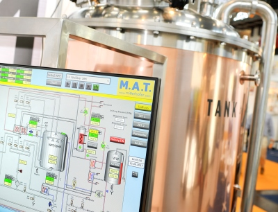 "Ein Leitthema der Drinktec 2021 lautet ""Digitale Lösungen & Digitale Transformation"""