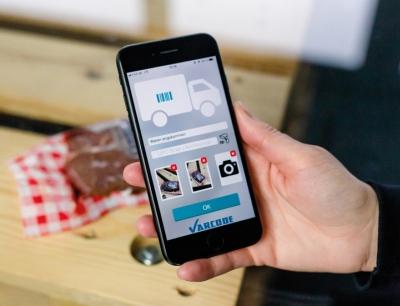Direkte Datenübermittlung auf das Smartphone per Freshcode-App