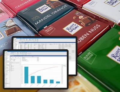 Vielfalt in Sorten und Sprachen: FASTEC 4 PRO löst die komplexen Anforderungen.
