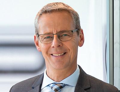 Joachim Dittrich, CEO von Fette Compacting