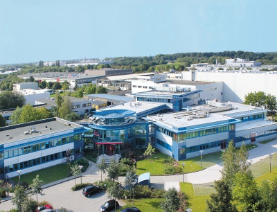 Hydrosol Technologiezentrum in Ahrensburg