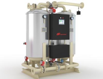 Die neuen Kompressionswärmetrockner (HOC) liefern eine konstante, feuchtigkeitsfreie, hochwertige Druckluft bei geringem Energieverbrauch