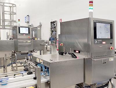 Neue Röntgenprüfsysteme von Ishida im Einsatz beim griechischen Joghurthersteller Tyras